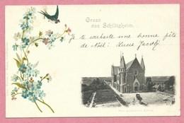 67 - GRUSS Aus SCHILTIGHEIM - Fantaisie - Neue Katholische Kirche - Schiltigheim