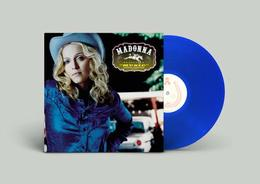 Madonna 33t Vinyle Bleu Music & American Pie Neuf - Collectors