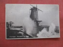 Netherlands > Zeeland > Vlissingen Windmill   Waves    Ref 3838 - Vlissingen