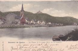 Namur La Plante Et Le Grand Hotel De La Citadelle - Namur