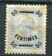 1903 - Österreich Post Auf Kreta Mi.4* 50 Centimes ( MLH ) - Crete Bureaux Autriciens - Eastern Austria