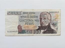 ARGENTINA 50000 PESOS 1979 - Argentina