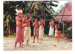 Peru - Selva Amazonica - Indios Jibaros En Competencia Con Cerbatanas - Nice Stamp Stamps Timbre - Peru