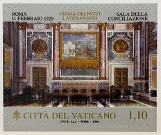 Vatikan Cittá Del Vaticano 2019 Neuheit Lateranverträge Zwischen Italien Papst - Vatikan