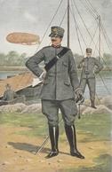 Cartolina - Postcard /   Viaggiata - Sent /  R. Esercito Italiano - Genio Militare. - Uniformes