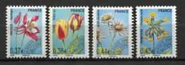 France - YT N° 253 à 256 - Préoblitéré - Neuf Sans Charnière - 2008 - 1989-....
