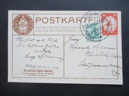DR 1912 Flugpost Am Rhein Und Main Flugpostmarke I Säuglingsschutz Wohlfahrts PK  Fotokarte Mit Kinder /russische Marine - Allemagne