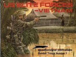 US ARMY ELITE FORCES IN VIETNAM FORCES SPECIALES RANGERS SEALS LRRP RECONS CCT USMC - English