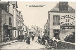 ROUTE DE SAINT GILDAS. MAGASIN DE CYCLES - Pontchâteau