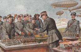 Cartolina - Postcard /  Non Viaggiata - Unsent /  Il Capo Di Stato Maggiore ......... Pittore Alberto Della Valle - Patriotiques