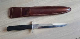 Dague Custom - Messen
