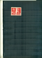 ROUMANIE  AMITIE ROUMAINE-SOVIETIQUE 1 VAL NON DENTELE  NEUF A PARTIR DE 0.60 EUROS - 1948-.... Repúblicas