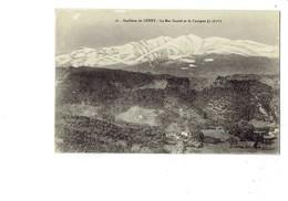 Cpa - 66 - Banlieue De Céret - Le Mas Santol Et Le Canigou - N°18 - Autres Communes