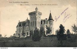 D64  ORTHEZ  Le Château De Préville ( Façade Principale )  ..... - Orthez
