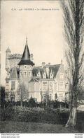 D64  ORTHEZ   Le Château De Préville  ..... - Orthez