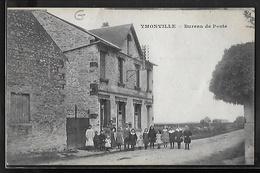 CPA 28 - Ymonville, Bureau De Poste - Other Municipalities