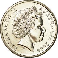 Monnaie, Australie, Elizabeth II, 5 Cents, 2004, Melbourne, TTB, Copper-nickel - Victoria