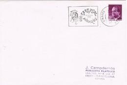 35461. Carta VINAROZ (Castellon) 1993. Rodillo Especial CARNAVAL - 1931-Hoy: 2ª República - ... Juan Carlos I