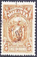 1920 Bolivia 7v. - Bolivie