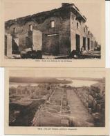 4 C.P.A  D' OSTIA   Ville Antique   Casa Con Balconi - Autres Villes