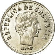 Monnaie, Colombie, 20 Centavos, 1972, TTB, Nickel Clad Steel, KM:246.1 - Colombie