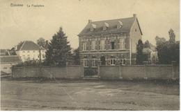 BIEVENE - BEVER :Le Presbytère - RARE CPA - Defaut Léger Pli Du Bas Vers Le Haut En Diagonale - Biévène - Bever