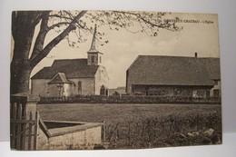 MONTREUX-CHATEAU   - L'Eglise - Frankreich