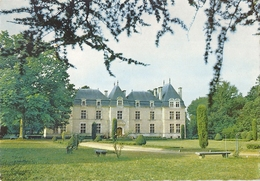 CPM Villeneuve-de-Marsan Château De Ravignan - Villeneuve De Marsan