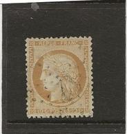 EMISSION SIEGE DE PARIS N° 36 OBLITERE - TB - ANNEE 1870 -  COTE : 110 € - 1870 Siege Of Paris