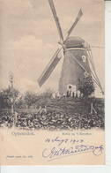 OPHEUSDEN - Molen Op 't Klooster ( Moulin à Vent Windmolen ) - Pays-Bas