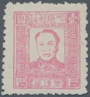China - Volksrepublik - Provinzen: China, Central And South Region, Central Plains Area, 1948, Lusha - 1949 - ... République Populaire