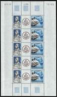 TAAF 1994 - Mi-Nr. 324-325 - KLB - Ozeanographischer Dienst - Französische Süd- Und Antarktisgebiete (TAAF)