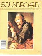 Revue Guitare Soundboard Guitar Fondation Of America N° 2 - 1995 - - Art