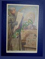 Solomko Carte рostale Scribe роstсard Richard - Solomko, S.