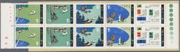 """China - Volksrepublik: 1980, """"Tale"""" Booklet With Margin Imprint (T.51) MNH. Michel Cat.value 850,- € - 1949 - ... République Populaire"""
