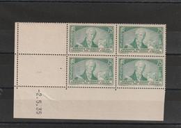 France Coin Daté Du Poste N° 303 Sans Charniére ** Du 2 5  1935 - 1930-1939