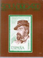 Revue Guitare Soundboard Guitar Fondation Of America N° 2 - 1989 - Espana - Art