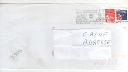 "Timbre , Stamp Yvert N° 3127 "" Philex France 99 "" Sur Lettre , Cover , Mail Du 13/01/1998 - France"