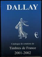 Catalogue DALLAY 2001-2002 - France