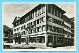 Appenzell - Hotel Krone 1946 - AI Appenzell Rhodes-Intérieures