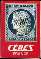 Catalogue Cérès 1980 - France