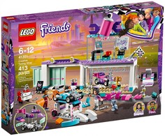 Lego Friends - L'ATELIER DE CUSTOMISATION DE KART Réf. 41351 Neuf - Lego