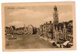 Diksmuide, Dixmude, Panorama  (pk67033) - Diksmuide