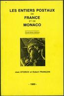 Entiers Postaux De France Et Monaco 1989 - France