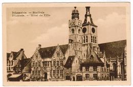 Diksmuide, Dixmude, Stadhuis  (pk67034) - Diksmuide