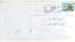 """Timbre , Stamp Yvert N° 3241 """" Bonnes Vacances """" Sur Lettre , Cover , Mail Du 12/07/1999 - France"""