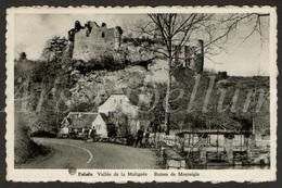 Postcard / CPA / Falaën / Vallée De La Molignée / Ruines De Montaigle / Albert / Real Photoplastifix A. Dohmen / 1958 - Onhaye