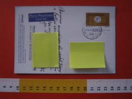 PC.4 ITALIA CARTOLINA POSTALE - 1999 PROVA PROMO CARD POSTA PRIORITARIA £ 1200 DA BOLOGNA - 6. 1946-.. Repubblica