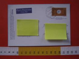 PC.4 ITALIA CARTOLINA POSTALE - 1999 PROVA PROMO CARD POSTA PRIORITARIA £ 1200 DA ERACLEA VENEZIA 2000 - 6. 1946-.. Repubblica