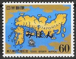 Giappone/Japan/Japon: Specimen, Mappa, Map, Carte - Geografía